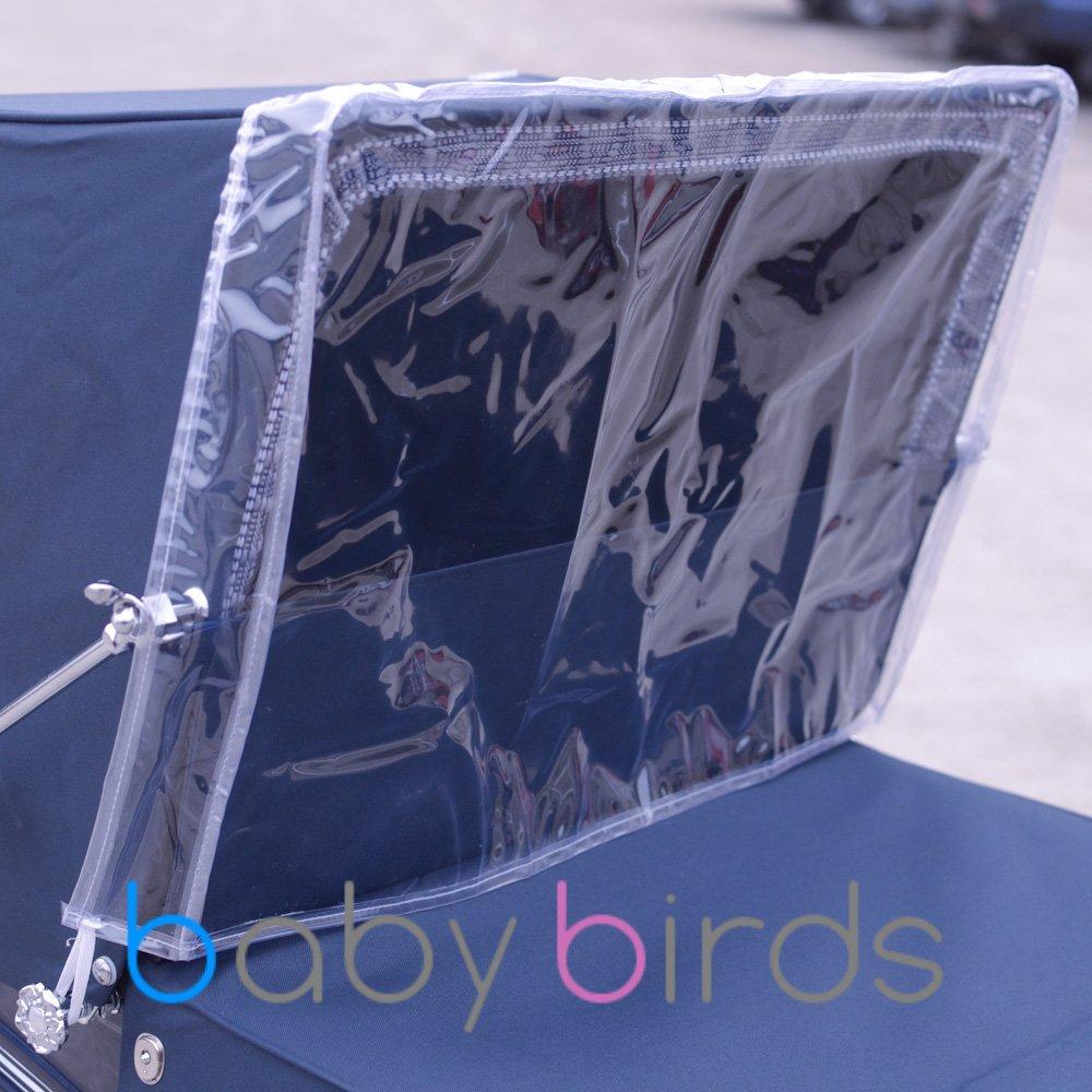 Silver Cross Kensington Wind / Rain Shield Coach Built Pram Accessories