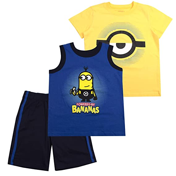 Top 15 Best Minions Clothing for Toddlers Reviews in 2021 28