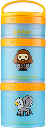 Whiskware Harry Potter Stackable Snack Pack, 2 1/3 cups, Hagrid