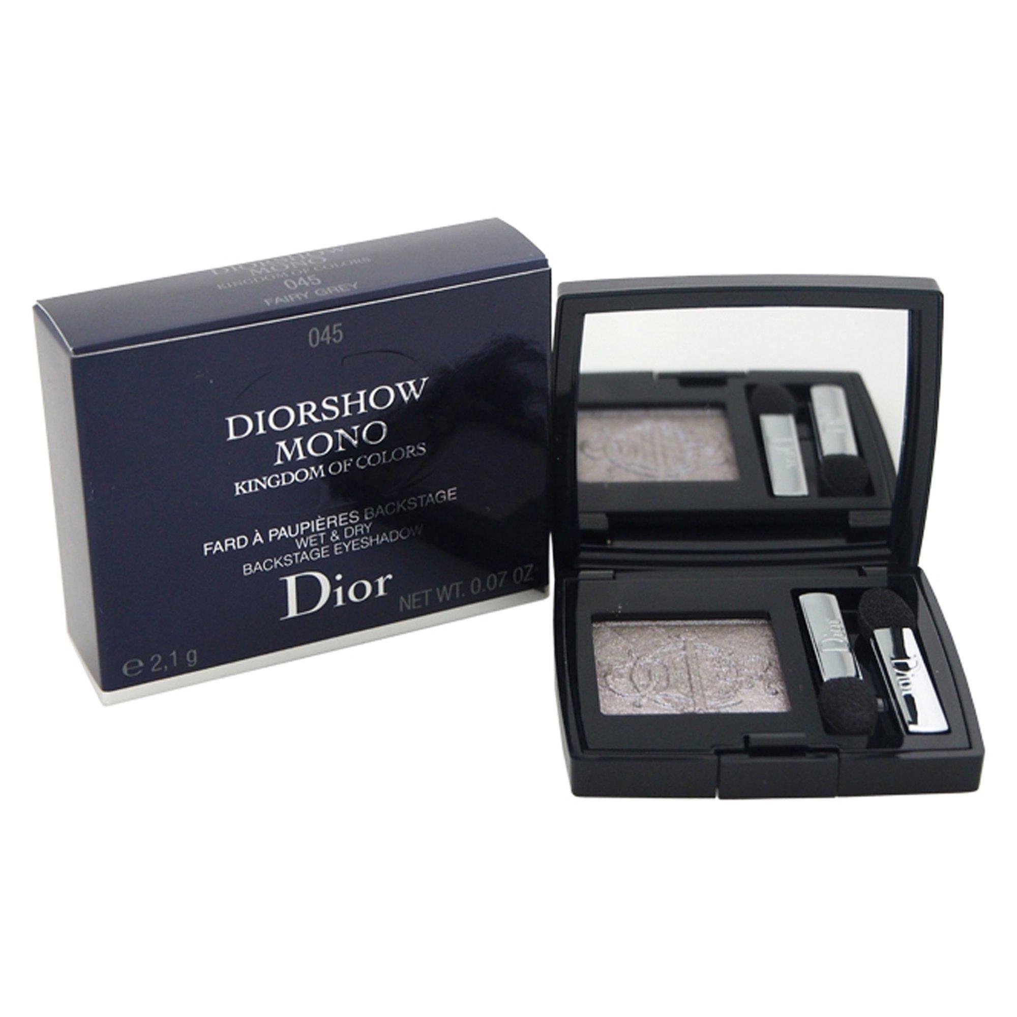 Christian Dior Diorshow Mono Eye Shadow for Women, 045 Kingdom Of Colours, 0.22 Ounce