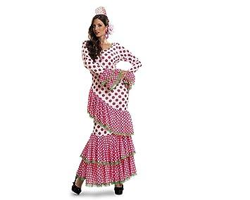 My Other Me Me - Disfraz de Flamenca, talla XL, color rojo (Viving ...