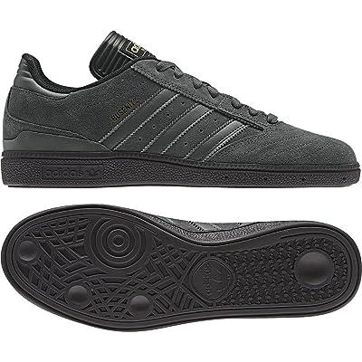 51913eb8ad6 adidas Busenitz (DGH Solid Grey Black Gold Foil) Men s Skate Shoes