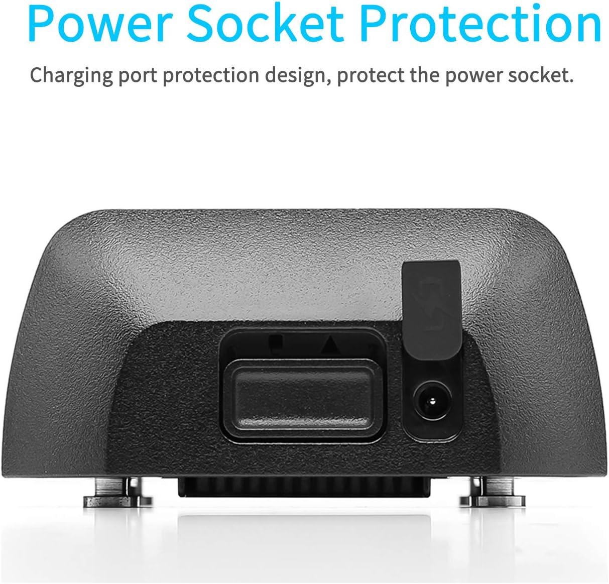 2600mAh Li-on Battery Pack for Godox AD400Pro Strobe Flash Godox WB400P Battery Replacement