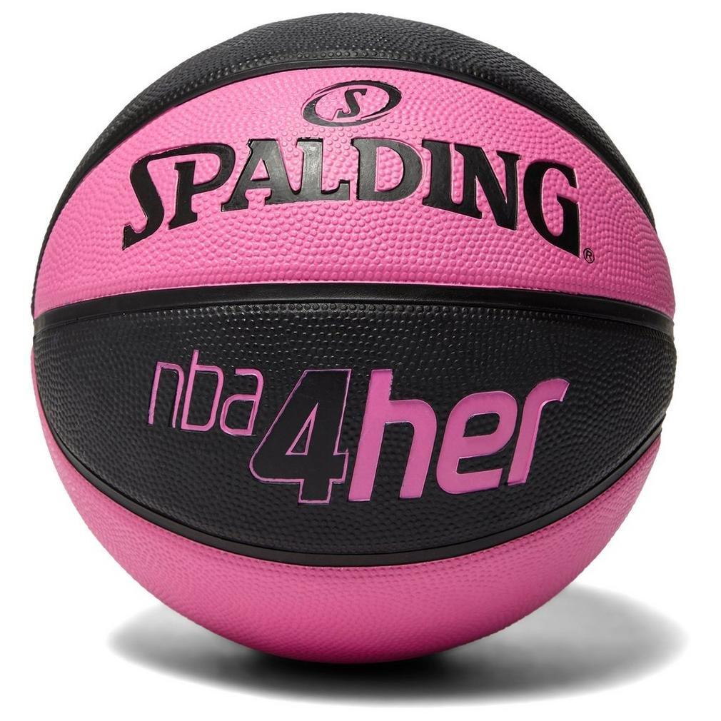 Spalding NBA Balón de Baloncesto, Mujer, Azul/Naranja, 6 3001596011416