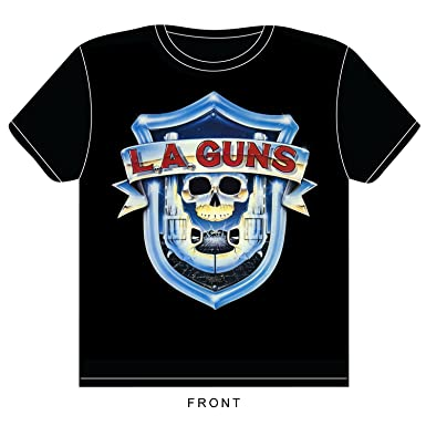 Hollywood Forever -t-shirt Mens Size Xl L.a Guns