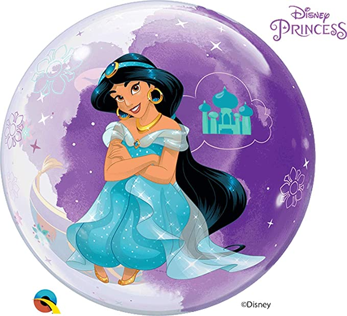 Buy 1 Get 1 Free Personalised Aladdin Birthday Banners 100gsm Kids Party