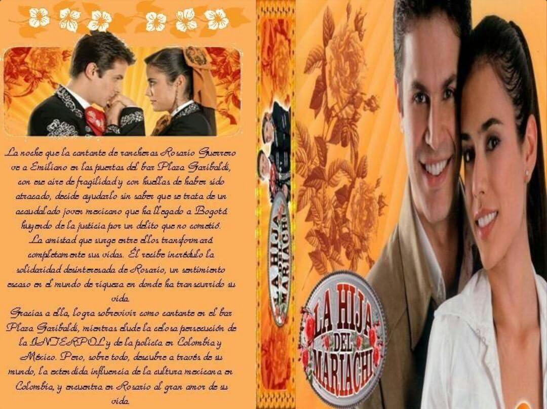 La Hija Del Mariachi Telenovela Completa En D V D Movies Tv