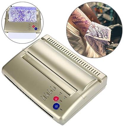 Máquina térmico de impresora de papel de Plantilla de ...