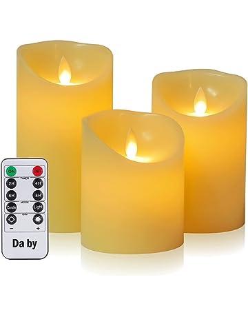 3af4398dffc Velas eléctricas y LED