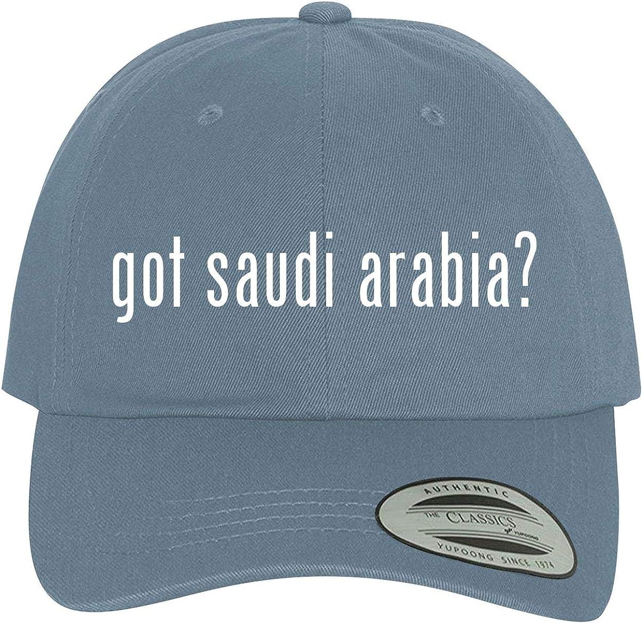 Comfortable Dad Hat Baseball Cap BH Cool Designs got Saudi Arabia?