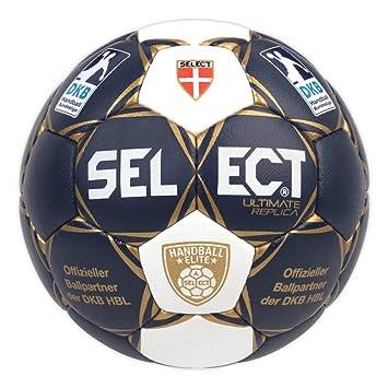 Select Handball Ultimate Replica Elite 2017/18 (0): Amazon.es ...