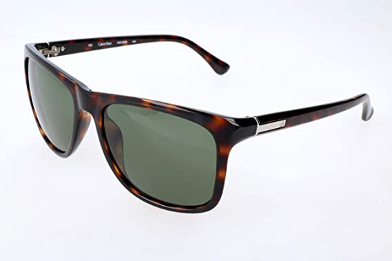 3ab1cb163f1c Image Unavailable. Image not available for. Color: Calvin Klein Platinum  CK3160S-004 Havana CK3160S Sunglasses