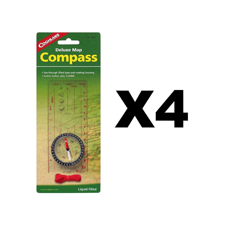 Coghlan 'sマップコンパス B01MT24L73