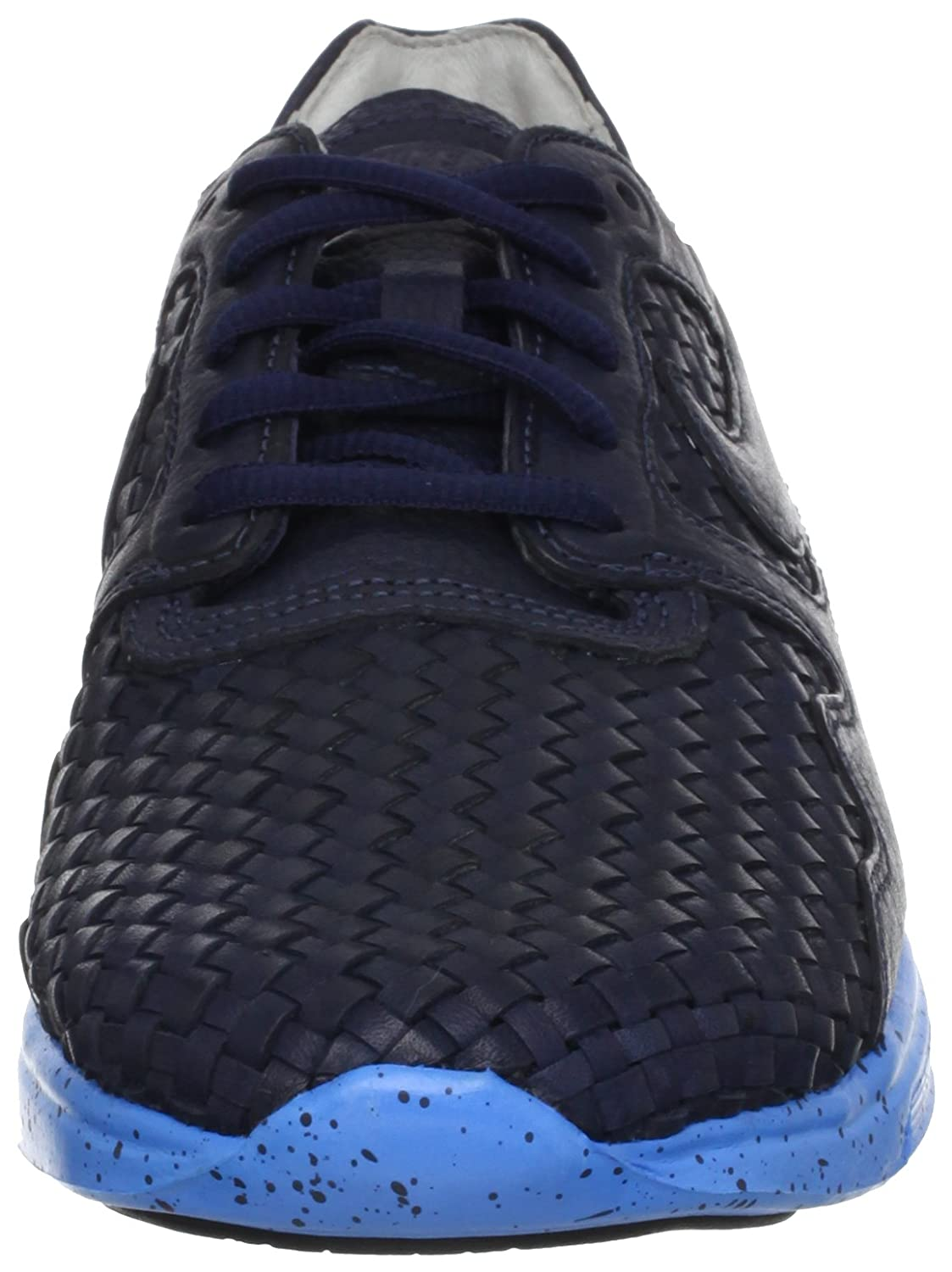 b123c168b143 Amazon.com  NIKE Lunar Flow Woven Leather TZ - Dark Obsidian Dark Obsidian  (9.5 D US)  Shoes