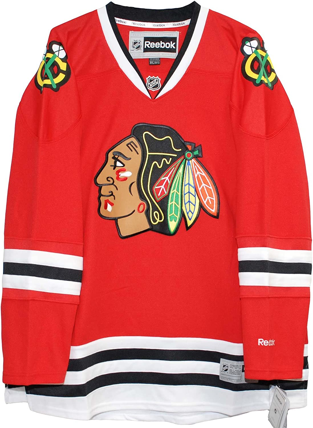 official blackhawks jersey