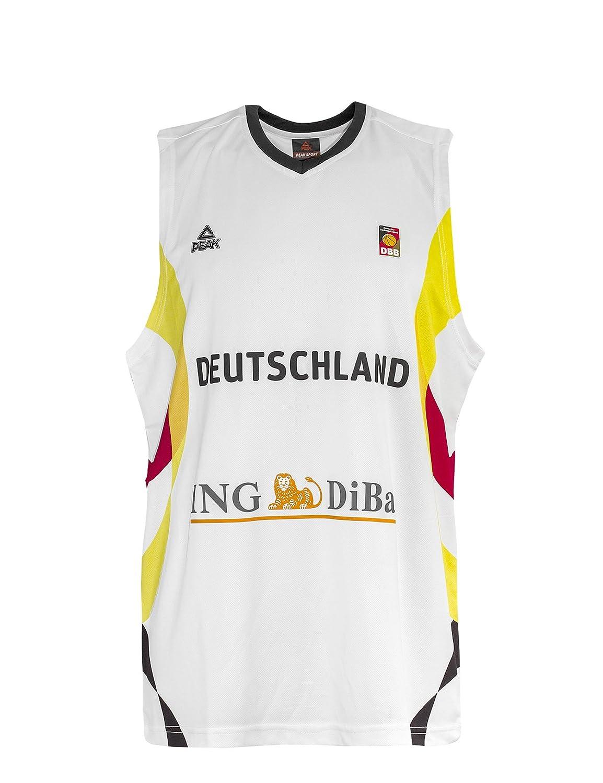 Peak Sport Europe Herren Dirk Nowitzki Trikot