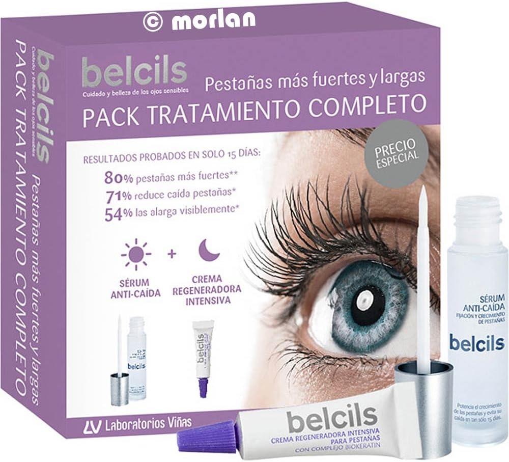 Belcils Pack Tratamiento Pestanas Belcils Amazon Es Belleza