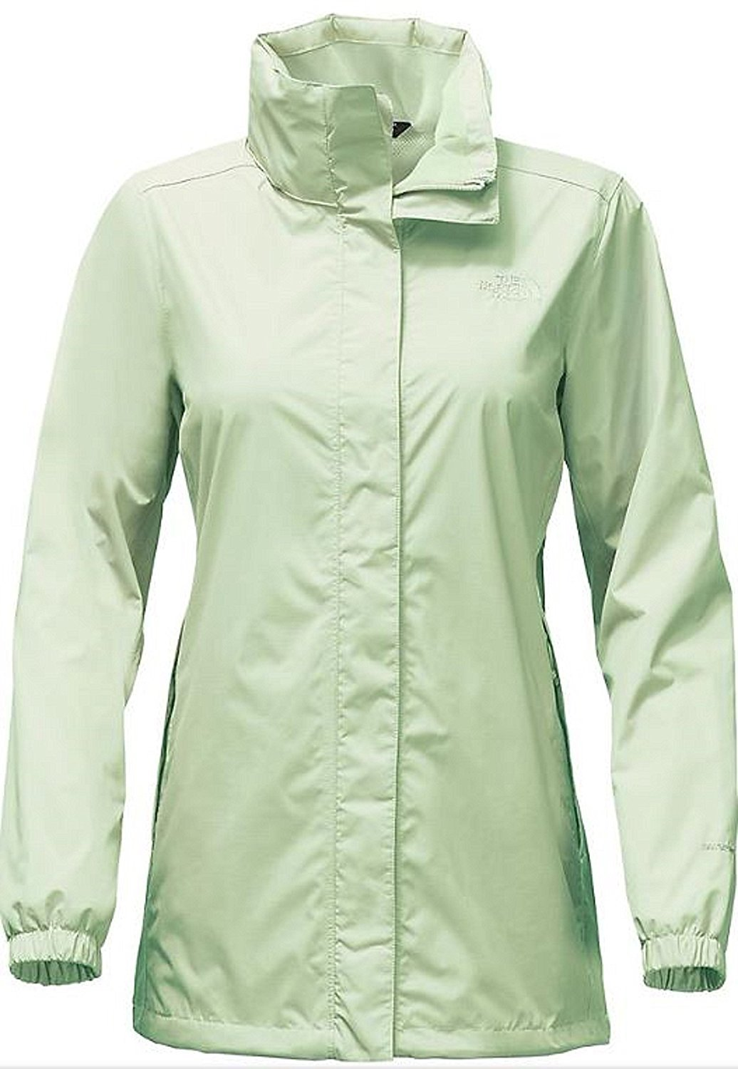 The North Face Womens Resolve Parka (Small, Ambrosia Green)