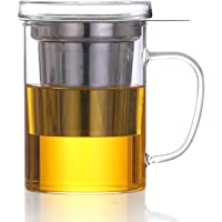 Tetera Dexlue con Filtro de té, colador
