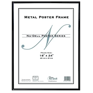 18 x 24 metal poster frame