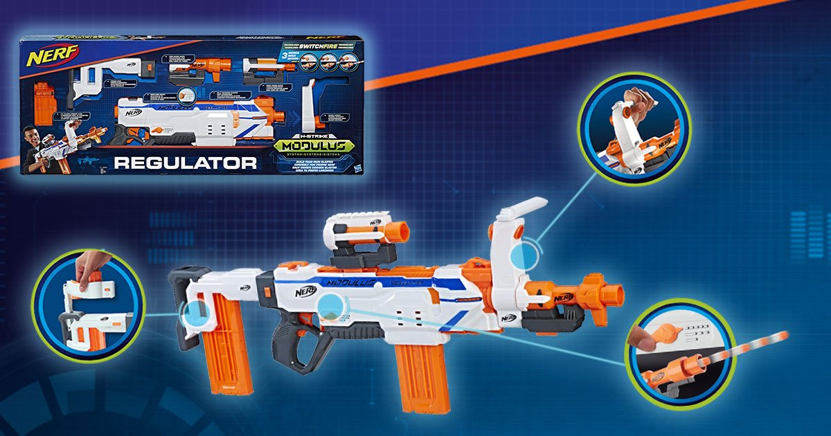 nerf modulus regulator buy online in uae kids products in the uae see prices reviews and