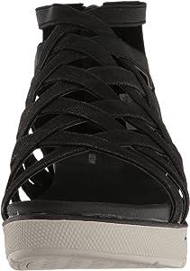 8c92c091d4bf Women s Cali Strut-Sass N Swag Flat Sandal