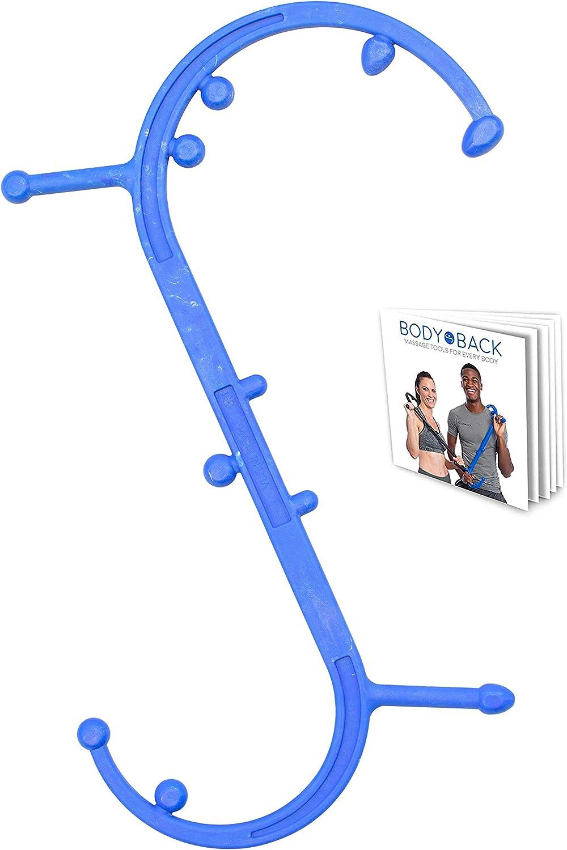 Массажер body back кружевной комплект нижнего белья с чулками