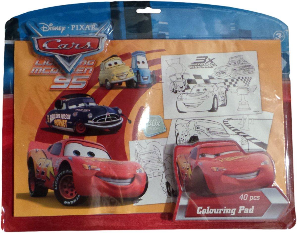 Disney Cars Ausmalbilder - Lightning McQueen und seine Freunde - 40 ...