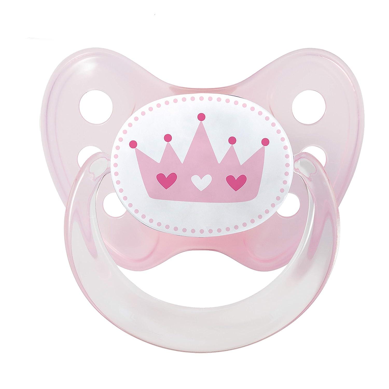 6-14 Monate Anker Blau Dentistar/® Schnuller 3er Set- Nuckel Silikon in Gr/ö/ße 2 zahnfreundlich /& kiefergerecht Beruhigungssauger f/ür Babys