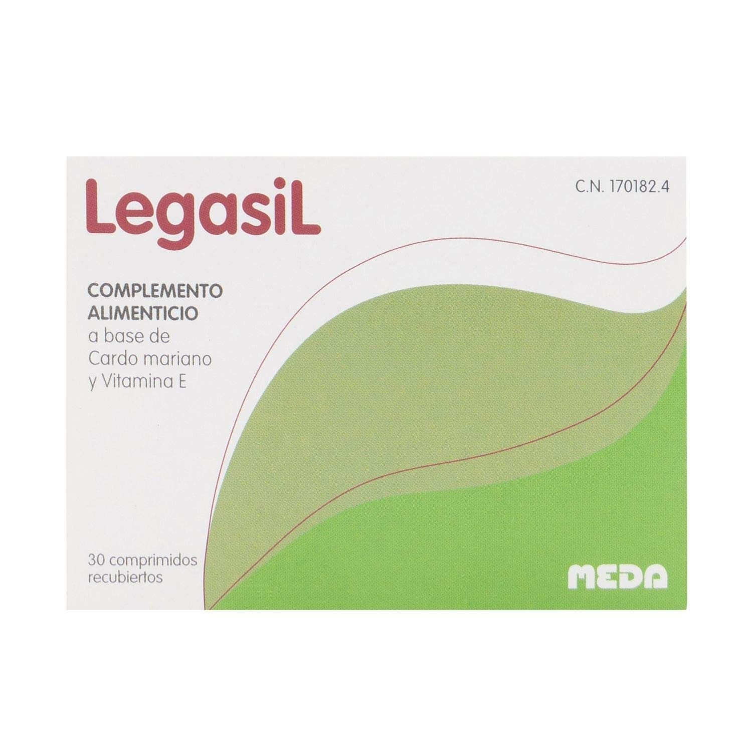 Amazon.com: Legasil 300mg 30 tabs - Maintains Liver Health - Protects Against Oxidative Damage: Health & Personal Care