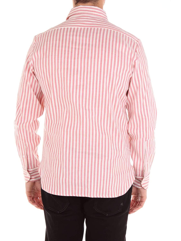 CRUNA Luxury Fashion Mens Polo Shirt Spring White