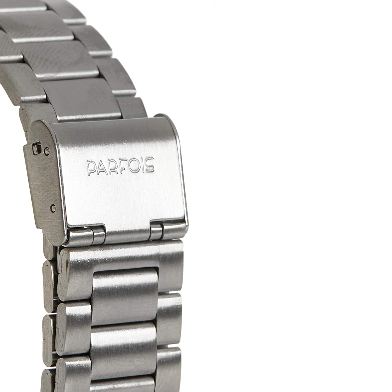 Parfois - Reloj Digital Silver Tray - Mujeres - Tallas Única - Plateado: Amazon.es: Relojes
