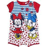 Minnie Mouse und Daisy Strampler Disney Kurz Mädchen