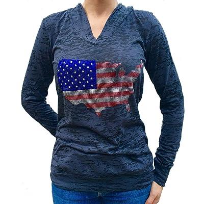 Pullover Sweatshirt Teely Shop Mens Patriotic Flag Funny I Choose To ST American Flag Gildan