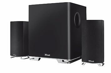 speakers for tv. trust mitho 2.1 speakers for tv tv