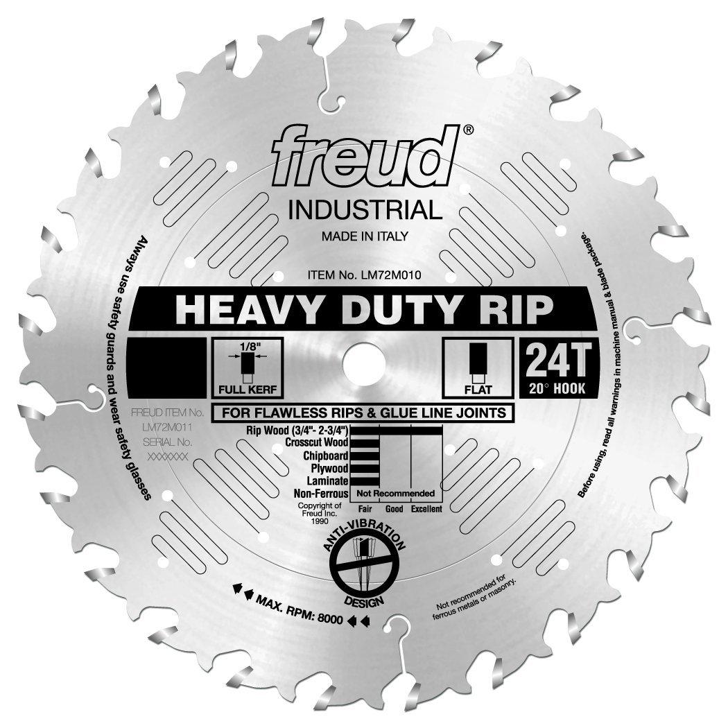 Disco Sierra FREUD LU72M018 18 Propósito general