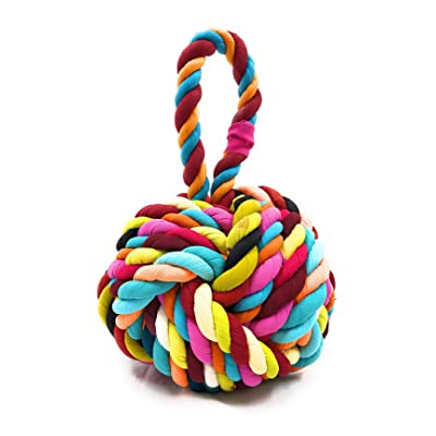 Multicolor Knot Door Stopper: Office Products