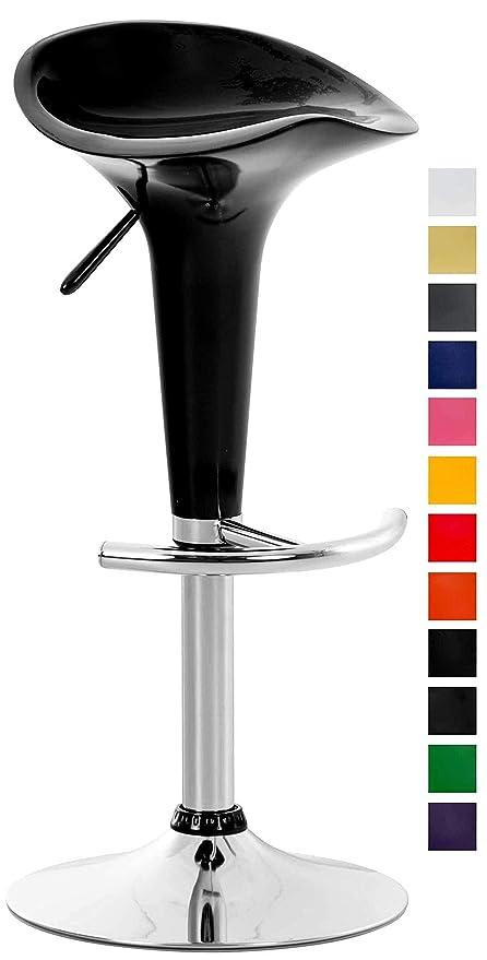 Leroy Merlin Sgabelli Bar.Clp Sgabello Design Saddle In Plastica Sgabello Penisola Cucina