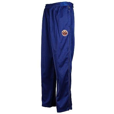 Zipway NBA New York Knicks Poly Pant, Blue, Youth