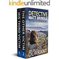 DETECTIVE MATT BRINDLE DOUBLE BOOK BOX SET two utterly gripping crime mysteries (TOTALLY GRIPPING CRIME THRILLER BOX…