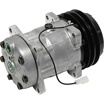 Universal Air Conditioner CO 8088C A/C Compressor: Automotive