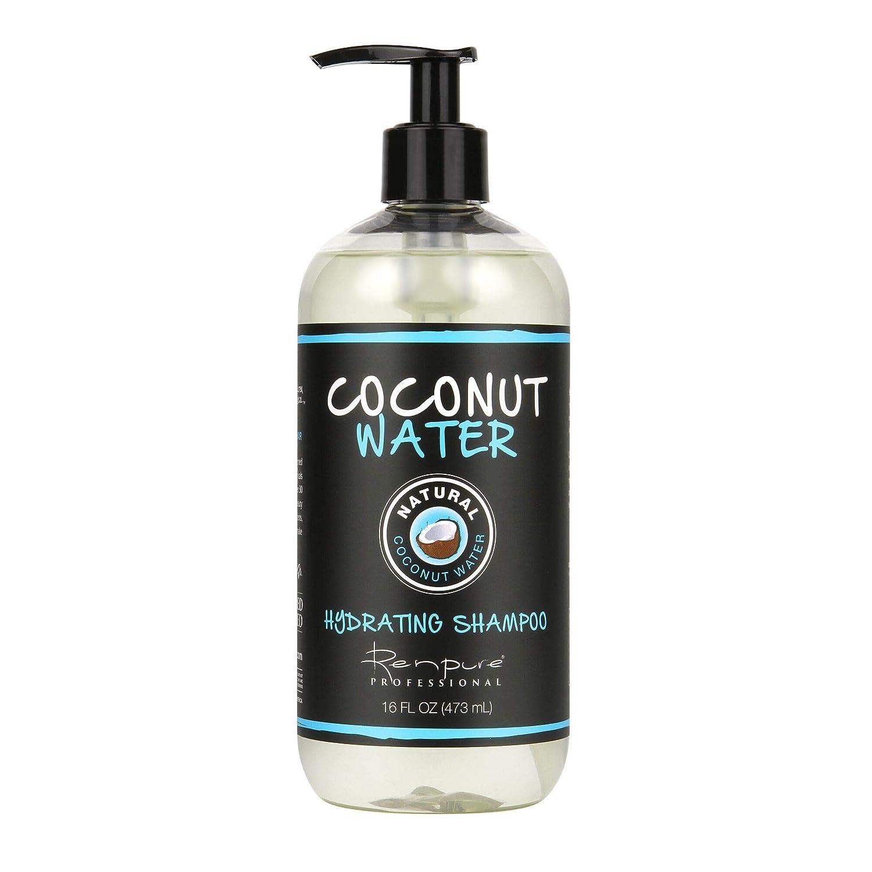 Amazon Com Renpure Professional Coconut Water Hydrating Shampoo 16 Ounces Beauty