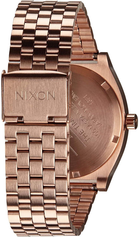 NIXON Time Teller A045 All Rose Gold
