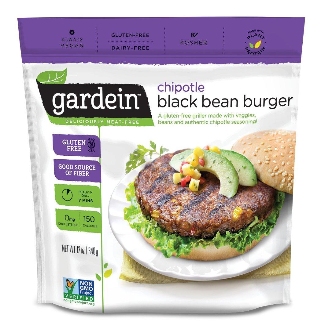 recipe: vegan gluten free black bean burgers [16]
