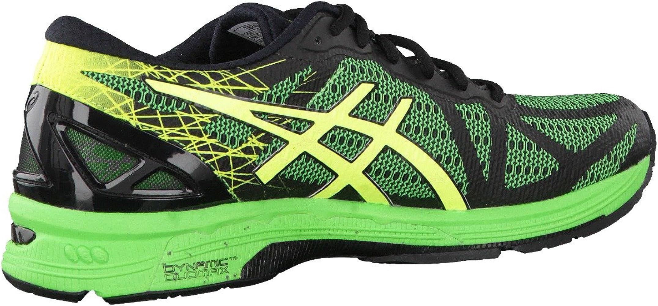 ASICS GEL DS TRAINER 21 VERDE T624N 9007: Amazon.es: Zapatos y complementos