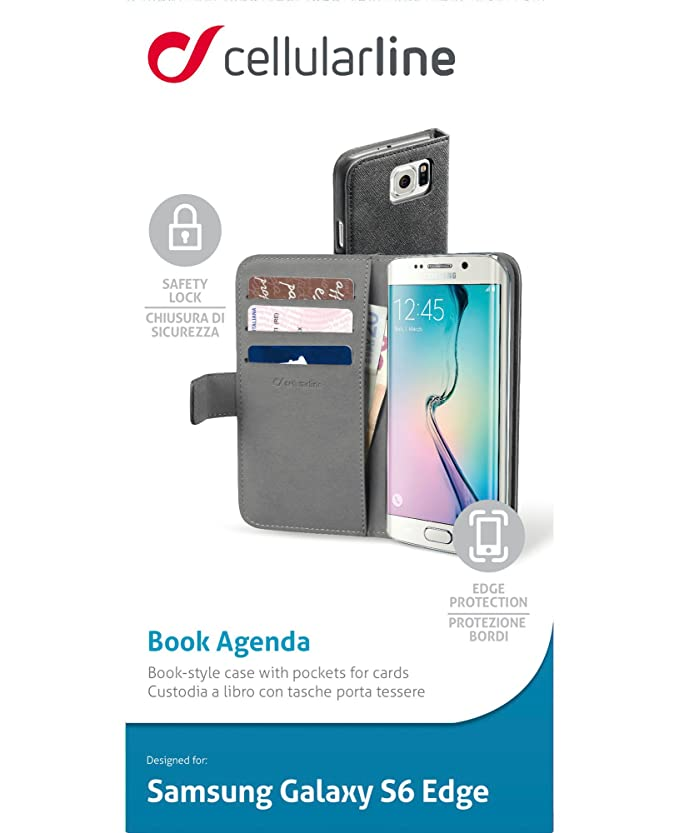 custodia book samsung s6