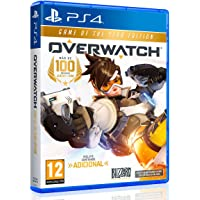 Overwatch Game Of The Year Edition By Blizzard Entertainment Region 2 (PS4)