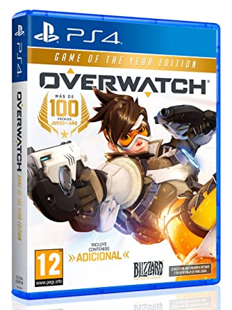Overwatch Edición Game Of The Year (GOTY): PlayStation 4 ...