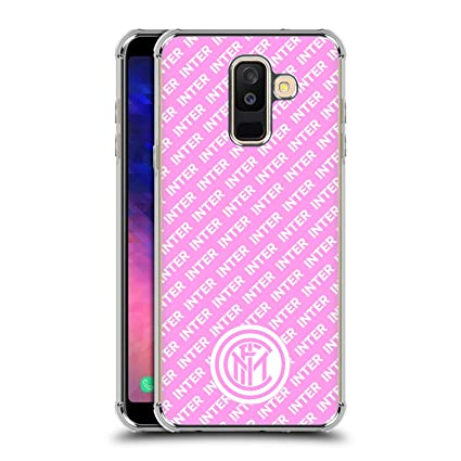 Amazon.com: Official Inter Milan Pink 2017/18 Crest Patterns ...