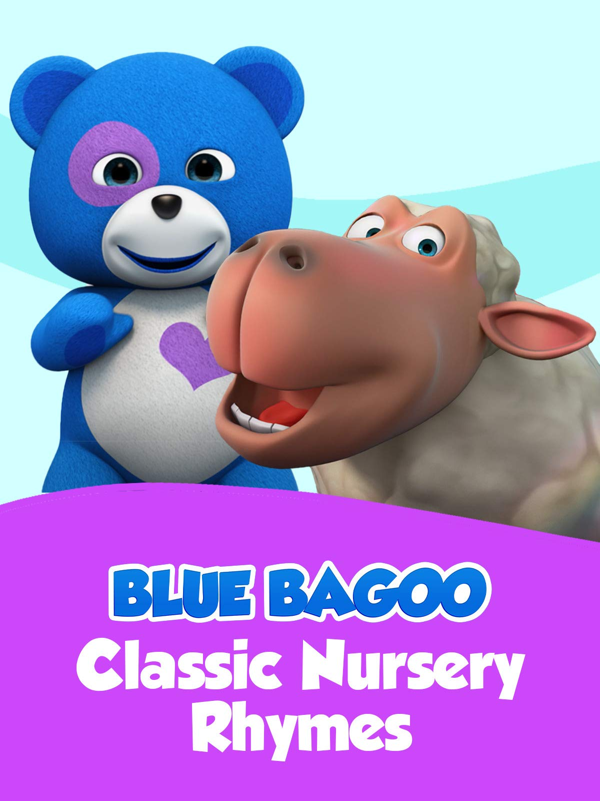 Blue Bagoo Classic Nursery Rhymes